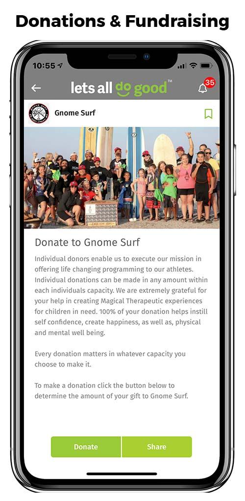 Donations & Fundraising