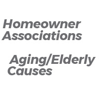 Homeowners and Elderly